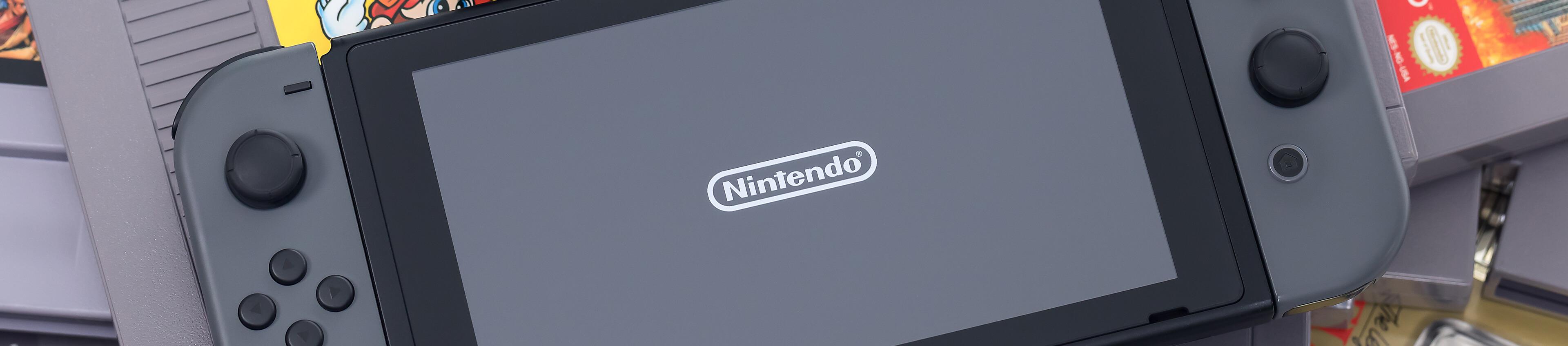 Black Friday Nintendo Switch Lite