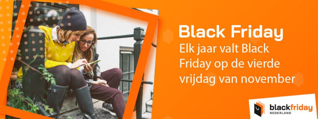 Wanneer is Black Friday?