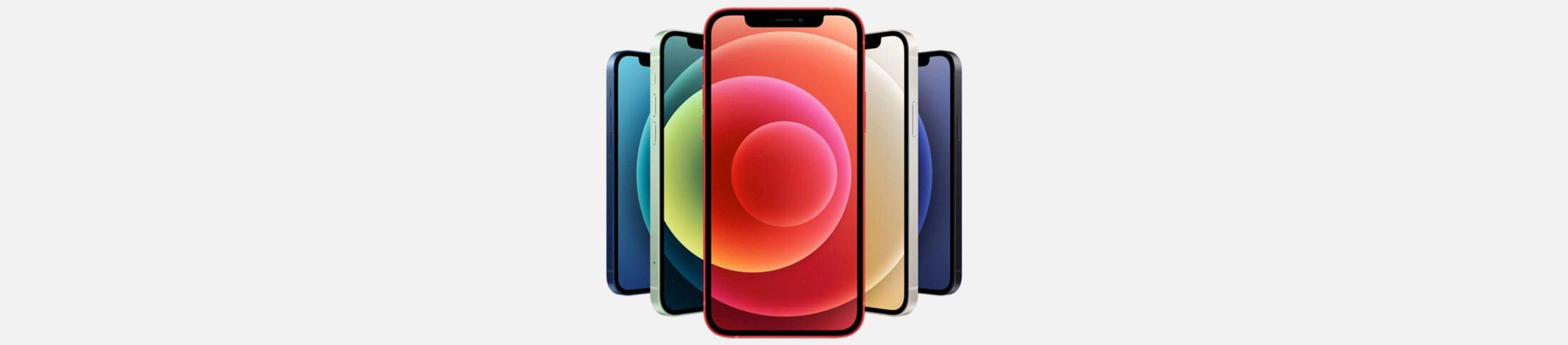 Header iPhone 12