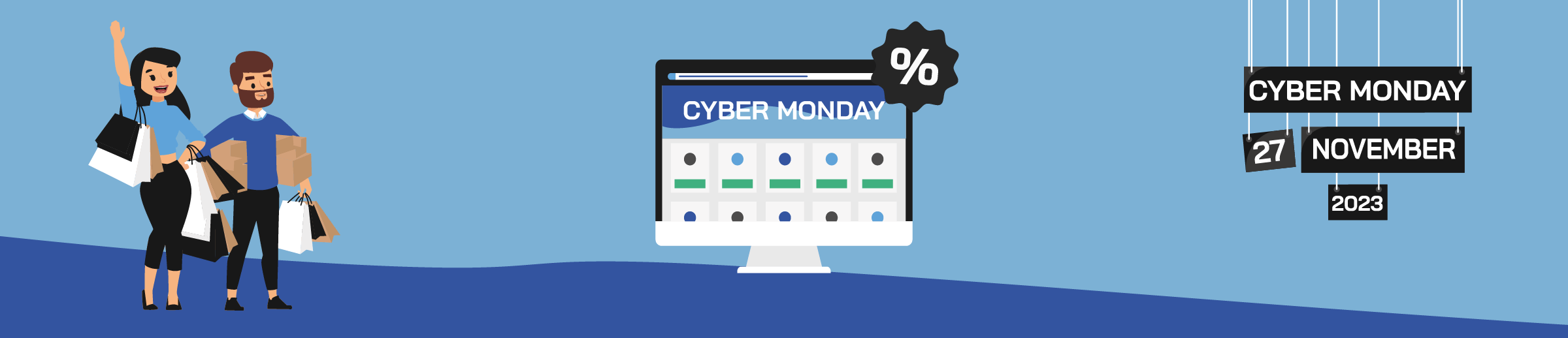Cyber Monday 2023