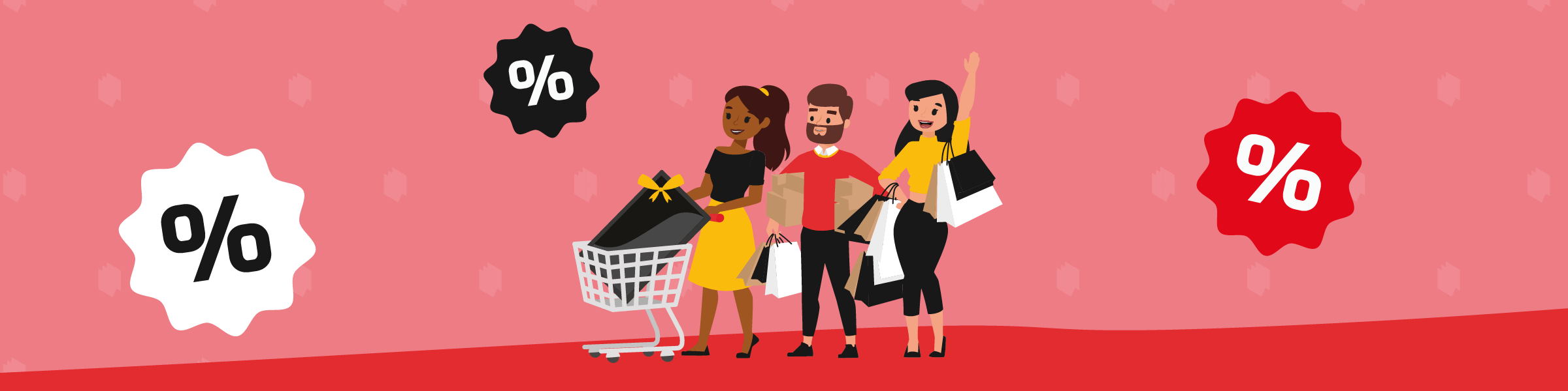 Header categorie Black Friday Expert