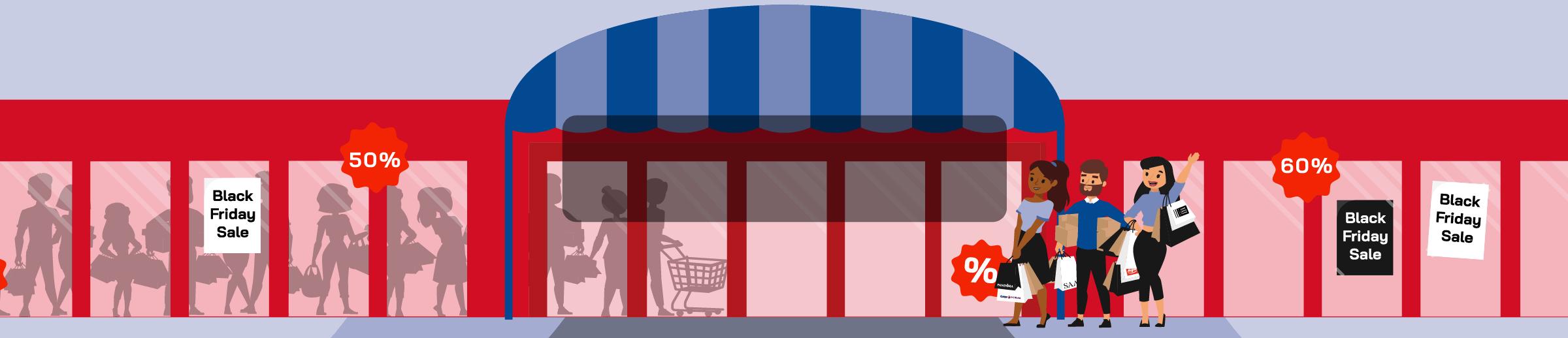 Black Friday shops UK